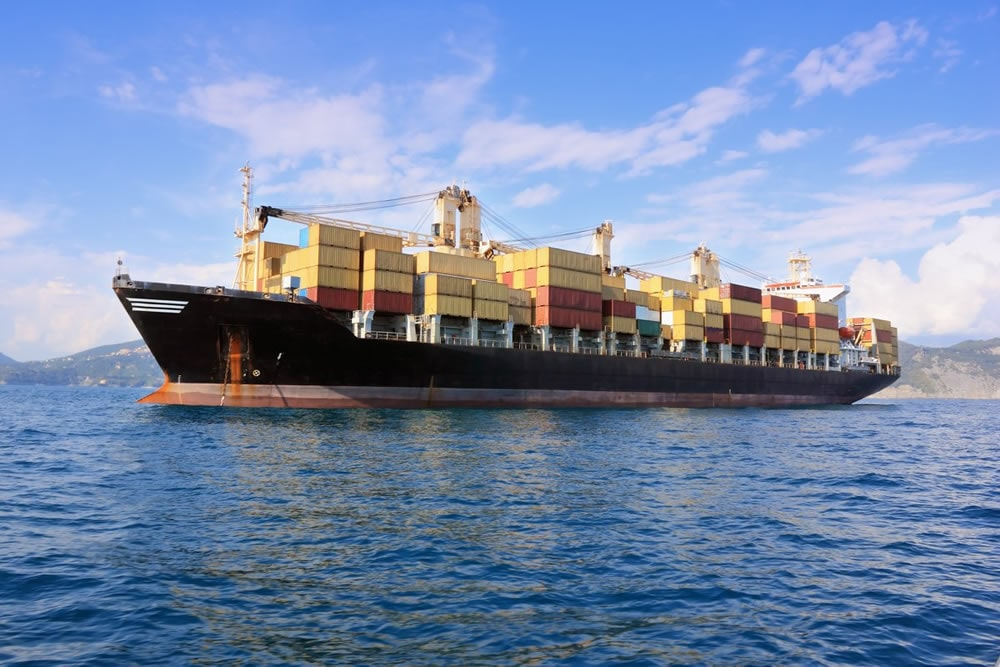 Морские грузоперевозки из Китая