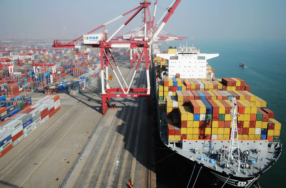 Растаможка оборудования из Китая
