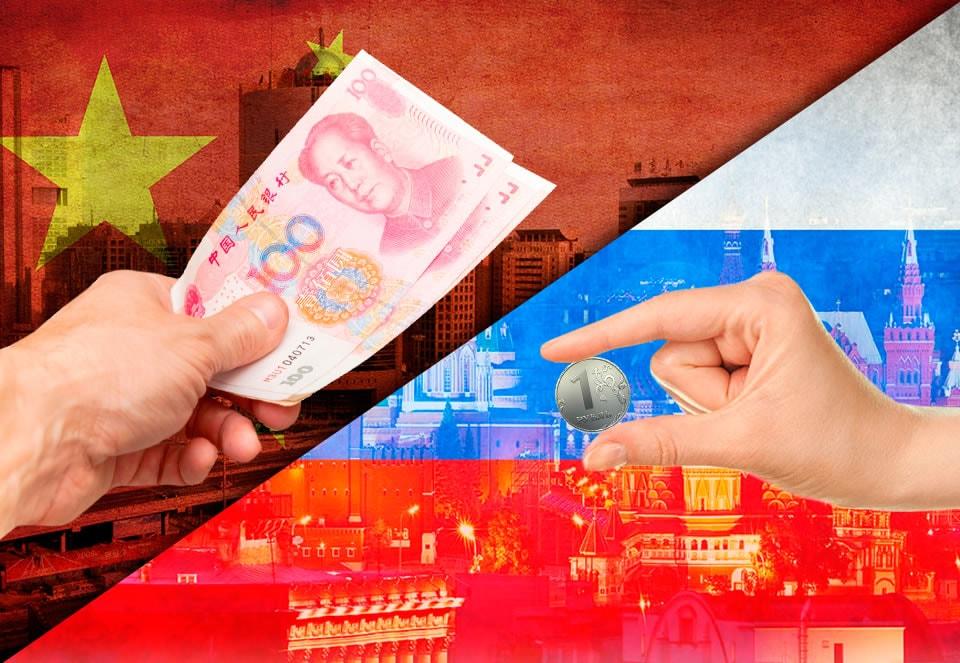 Сократился товарооборот между Россией и Китаем