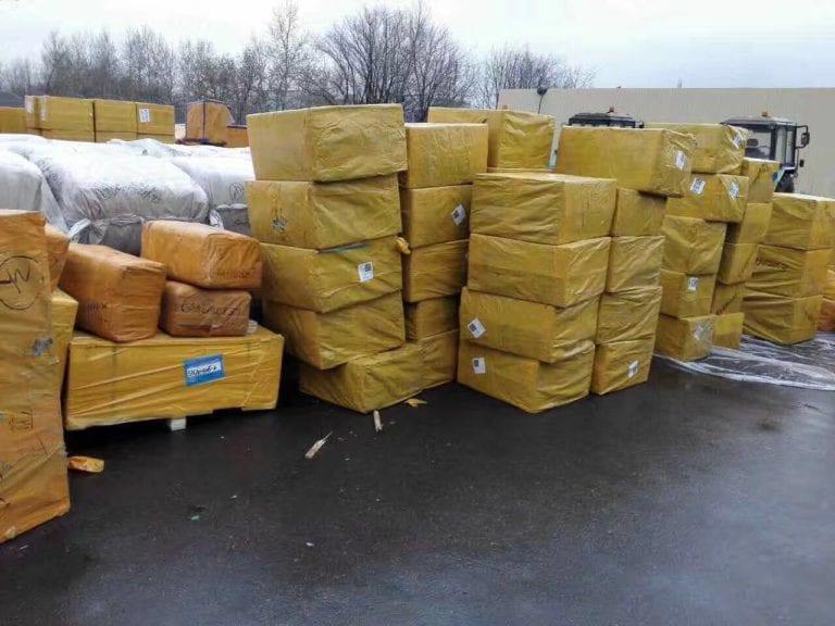 Доставка товаров из Нингбо