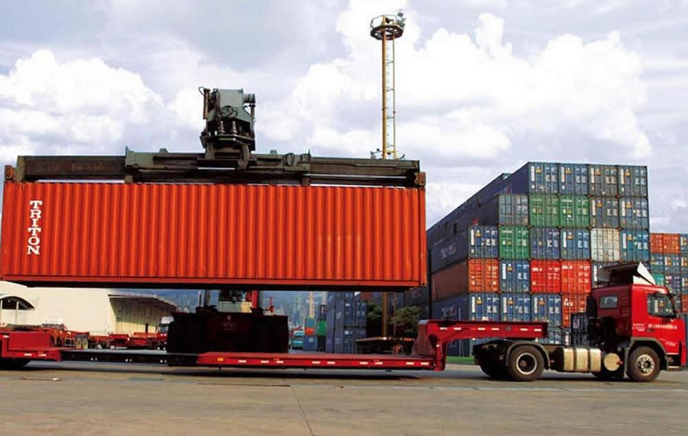 Доставка грузов из Китая в Санкт-Петербург