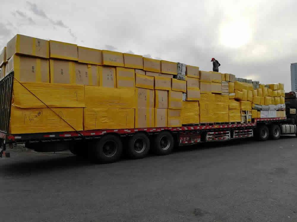 Доставка грузов из Китая в Казань