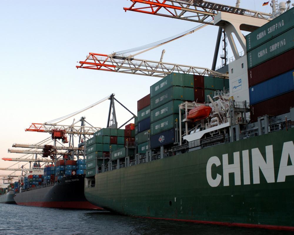 Доставка грузов из Китая в Омск