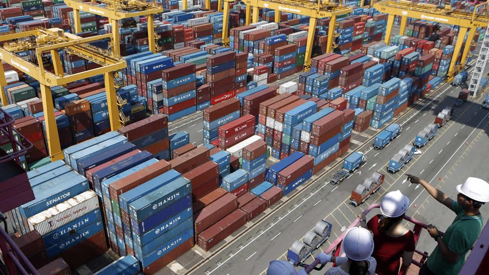 Экономичная доставка сборных грузов из Китая в Россию